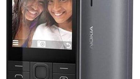 Nokia 230 Dual SIM černý (A00026952)