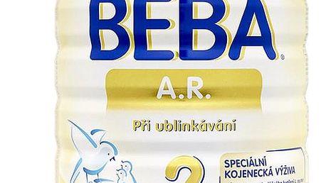3x NESTLÉ BEBA AR 2 proti ublinkávání (800 g) - kojenecké mléko