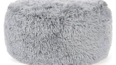 Domarex Taburet Queen 50 x 35 cm, šedá
