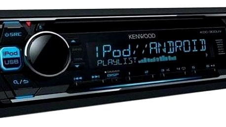 Autorádio Kenwood KDC-300UV