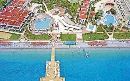 Turecko - Kemer letecky na 9-13 dnů, all inclusive