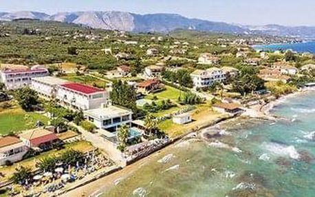 Řecko - Zakynthos letecky na 8-12 dnů, all inclusive