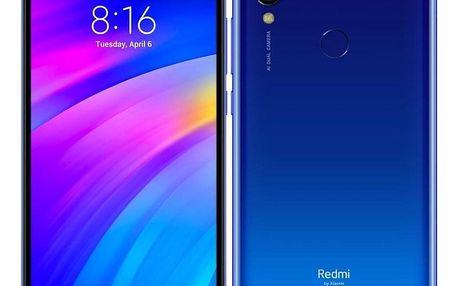Xiaomi Redmi 7 64 GB Dual SIM modrý (22374)