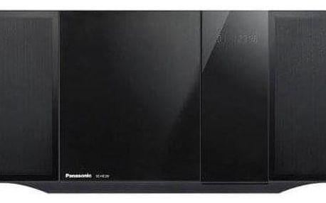 Mikrosystém Panasonic SC-HC395EG-K