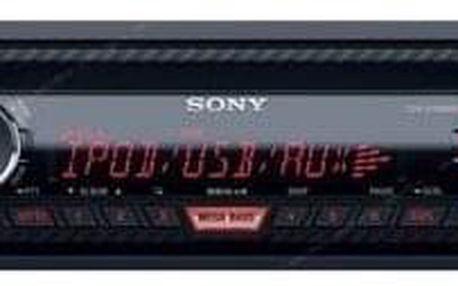 Autorádio Sony CDX-G3100UV