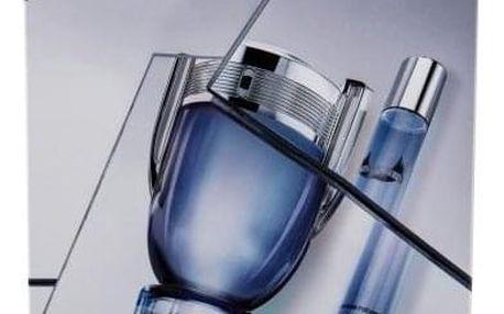 Paco Rabanne Invictus dárková kazeta pro muže toaletní voda 100 ml + toaletní voda 20 ml
