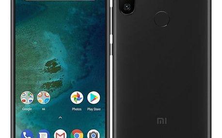 Mobilní telefon Xiaomi Mi A2 Lite 32 GB černý (19053)