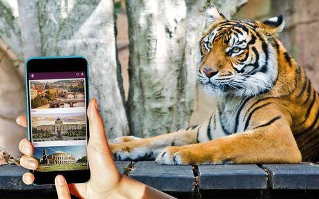 Prohlídka pražské Zoo jinak: Venkovní únikovka