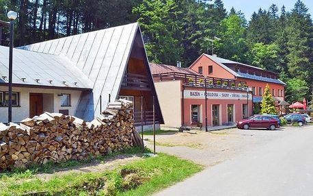 Bílé Karpaty v hotelu s wellness, saunou a posilovnou + polopenze