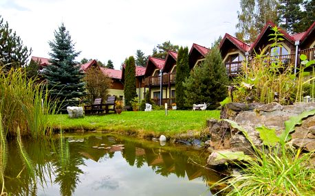 Léto ve Slovenském ráji v Park Hotelu Čingov s kachními hody