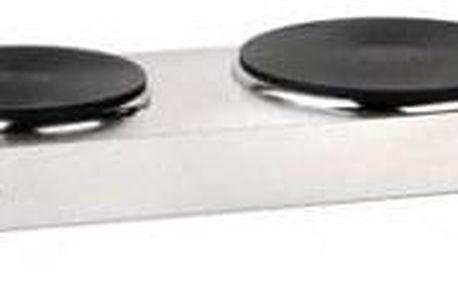 Dvouplotýnkový vařič Imetec 7271