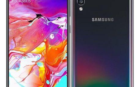 Samsung Galaxy A70 Dual SIM černý (SM-A705FZKUXEZ)