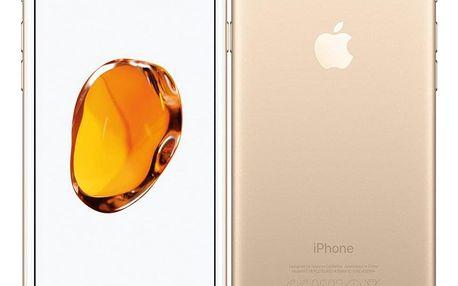 Mobilní telefon Apple iPhone 7 32 GB - Gold (MN902CN/A)