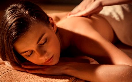 Uvolňující 60minutová thajská masáž dle výběru