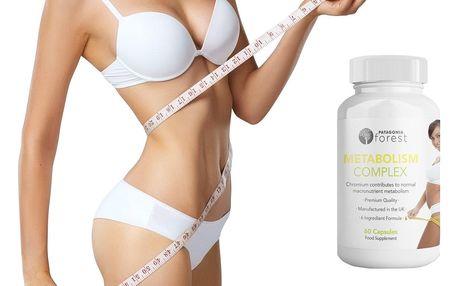 Metabolism complex spalovač tuků a cukrů