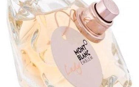 Montblanc Lady Emblem 75 ml parfémovaná voda tester pro ženy