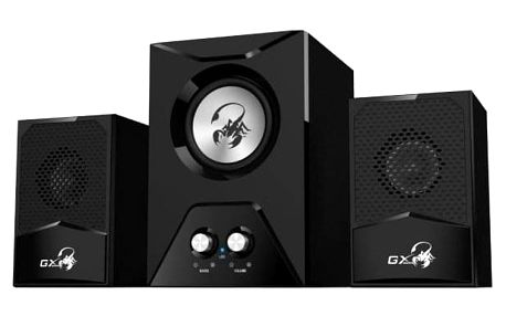 Genius GX Gaming SW-G2.1 500 černé (31730003401)
