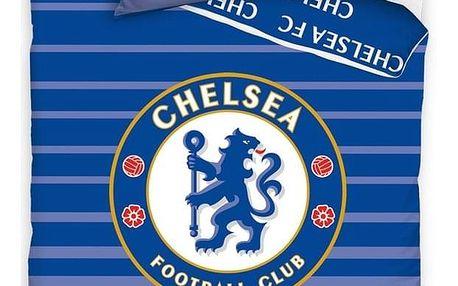 TipTrade Bavlněné povlečení FC Chelsea Stripes
