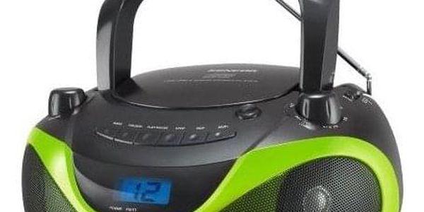 Rádio s CD/USB/SD SENCOR SPT 228 BG