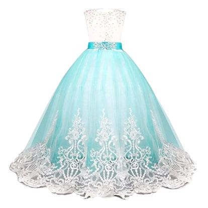 Dívčí šaty Ania