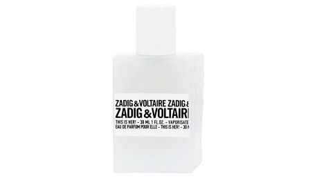 Zadig & Voltaire This is Her! 30 ml parfémovaná voda pro ženy