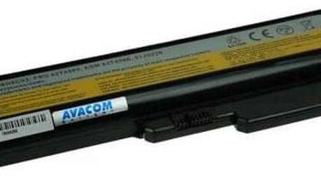 Baterie Avacom pro Lenovo G550/IdeaPad V460 Li-ion 11,1V 5200mAh (NOLE-G550-806)