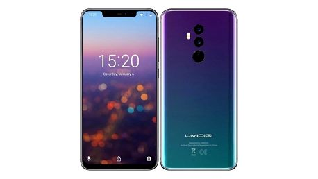 UMIDIGI Z2 Special Edition Dual SIM zelený/fialový (UMIDIGIZ2SPTW)