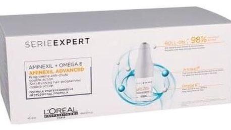 L´Oréal Professionnel Série Expert Aminexil Advanced 42x6 ml kúra proti padání vlasů pro ženy