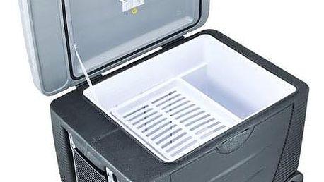 Autochladnička G21 C&W, 45 l, 12/230 V šedá