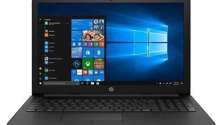 Notebook HP 15-da0039nc černý (4TZ54EA#BCM)