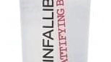 L´Oréal Paris Infaillible Mattifying Base 35 ml matující podkladová báze pro ženy Transparent
