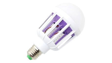 LED žárovka proti komárům E27