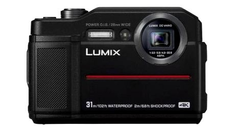 Panasonic Lumix DC-FT7 černý