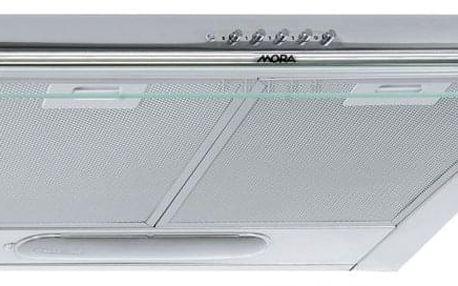 Odsavač par Mora Premium OP 640 S stříbrný