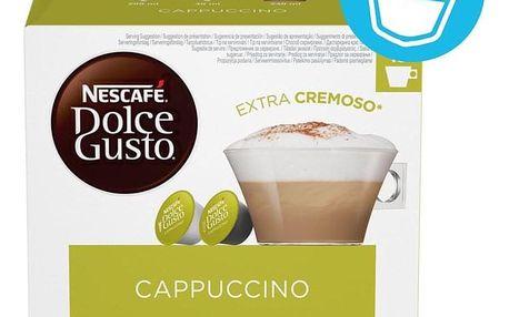 NESCAFÉ Dolce Gusto® Cappuccino kávové kapsle 30 ks