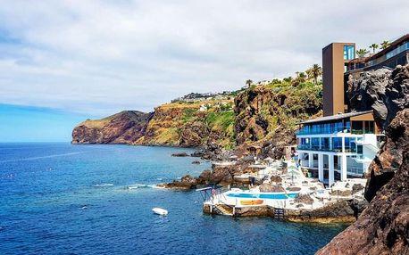 Madeira - Caniço na 8 dní, polopenze nebo snídaně s dopravou letecky z Prahy