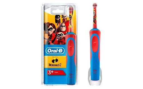 Zubní kartáček Oral-B Vitality Kids Incredibles 2