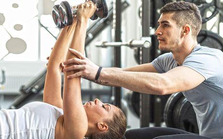 Až 3 tréninky s osobním fitness trenérem