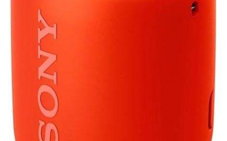 Sony SRS-XB10R červené