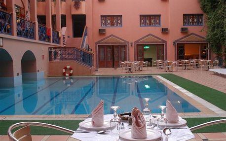 Maroko - Marrákeš na 7 až 8 dní, snídaně s dopravou letecky z Prahy