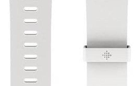Fitbit pro Versa klasický - bílý large (FB166ABWTL)