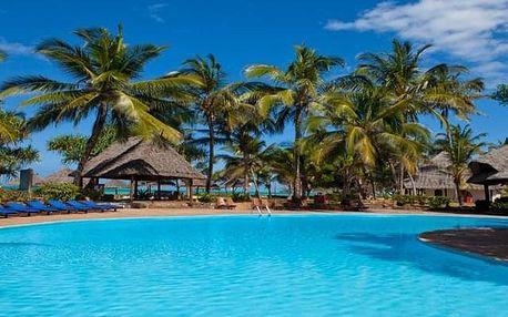 Zanzibar - Kiwengwa Beach Resort na 12 až 13 dní, all inclusive s dopravou letecky z Prahy