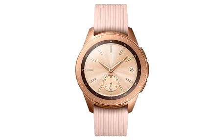 Samsung Galaxy Watch 42mm růžové (SM-R810NZDAXEZ)