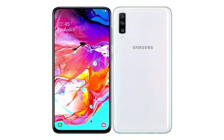 Samsung Galaxy A70 Dual SIM bílý (SM-A705FZWUXEZ)