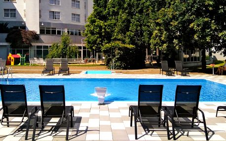 4* wellness relax s polopenzí i bazénem