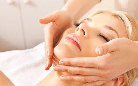 Péče o pleť: až 90minutové kosmetické ošetření