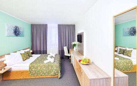 Jizerské hory: Amantis Vital Sport Hotel *** s polopenzí a neomezeným wellness