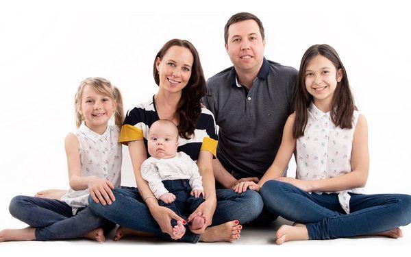 Newborn, těhotenské nebo rodinné focení