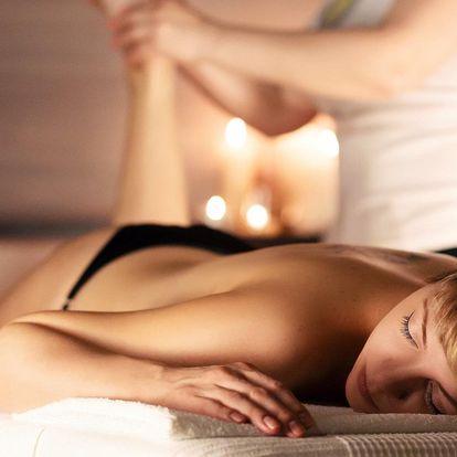 Masáž jako ze sna: celotělová relaxační