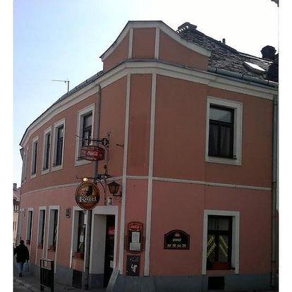 Jižní Morava: Penzion u Huberta